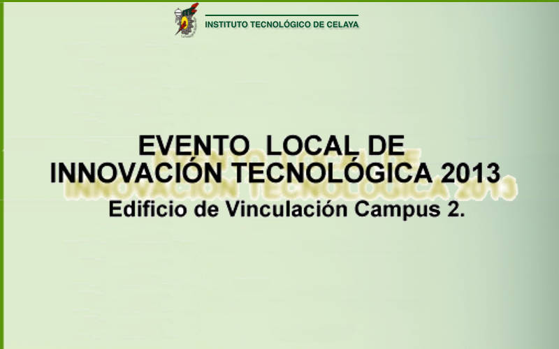 evento local de innovacion